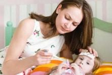 4 điều các bậc cha mẹ nên biết khi trẻ bị sốt