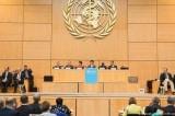 Đài Loan kêu gọi WHO không nên ủng hộ Trung Quốc vi phạm nhân quyền