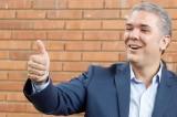 Ứng viên ủng hộ tự do kinh doanh, giảm thuế thắng cử tổng thống Colombia