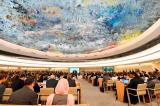 Diễn thuyết: TQ phá hoại Hội đồng Nhân quyền Liên Hợp Quốc một cách hệ thống