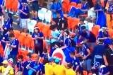 CĐV Nhật Bản ở lại nhặt rác sau trận thắng của đội nhà ở World Cup