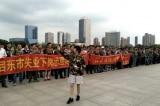 Trung Quốc: Cựu chiến binh nhiều nơi tập trung đến Tứ Xuyên đòi quyền lợi