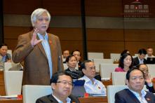 ĐB Dương Trung Quốc: '99 năm là biểu thị một sự giao phó'