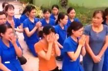 Vụ giáo viên quỳ: Chính quyền nói 'dàn dựng', chủ cơ sở nói không