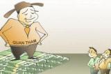 Tham ô tiền hỗ trợ hạn hán, Chủ tịch xã bị khởi tố