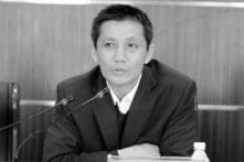 Quan to tỉnh Cát Lâm Trung Quốc bị thuộc cấp chém hàng chục nhát dao