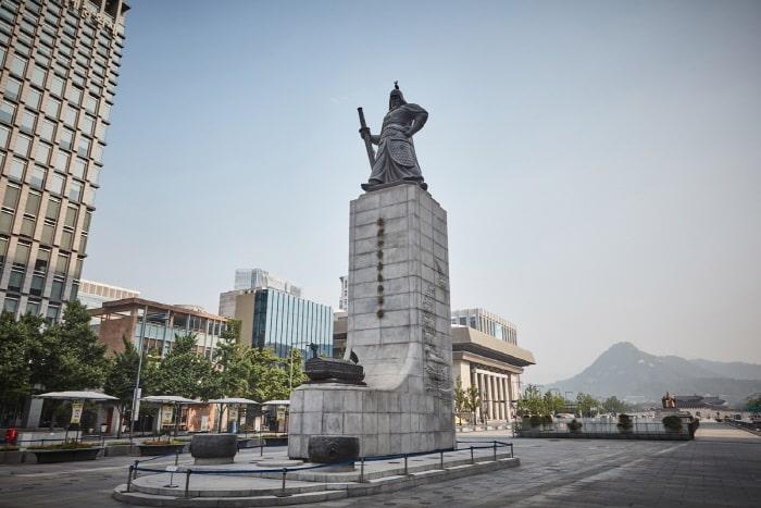 Lý Thuấn Thuần (Yi Sun-sin)