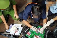 Khởi tố vụ 100 bánh cocain trị giá 800 tỷ lẫn trong container Thép Pomina