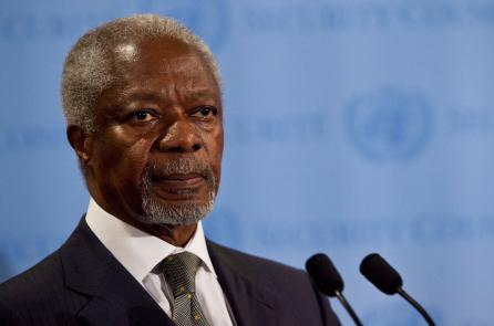 Cựu TTK LHQ, chủ nhân giải Nobel Hòa Bình Kofi Annan qua đời ở tuổi 80