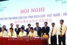 Kết nối tiêu thụ nông sản tại biên giới Việt – Trung