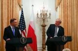 Mỹ xem xét đặt căn cứ quân sự lâu dài tại Ba Lan