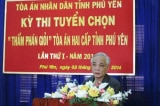 Phạm tội 'tham ô', Cựu Chánh án TAND Phú Yên được giảm 3 năm tù