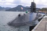 Tàu ngầm Nhật lần đầu diễn tập tại biển Đông và thăm Việt Nam