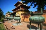 162 họa tiết trên Cửu Đỉnh triều Nguyễn