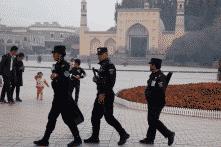 ĐCSTQ sửa luật để hợp pháp hóa các trại tập trung ở Tân Cương