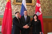 Nga, Trung, Bắc Hàn kêu gọi LHQ nới lỏng chế tài Bình Nhưỡng