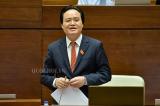 Bộ trưởng Phùng Xuân Nhạ làm trưởng ban lễ tang Thứ trưởng Lê Hải An