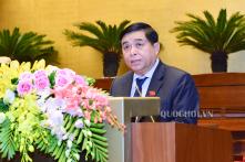 Bộ trưởng KHĐT: GDP đầu người thấp, nguy cơ tụt hậu gia tăng