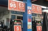 Xăng dầu giảm dưới 100 đồng/lít