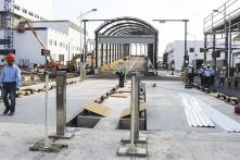 Sắp vận hành nhà máy đốt rác phát điện đầu tiên do Cty TQ đầu tư
