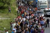 Trump dọa đóng cửa biên giới khi đoàn người di cư đổ về biên giới Mexico