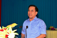 Cách chức Chủ tịch UBND TP. Trà Vinh