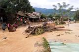 Lào Cai: Hàng chục nhà dân bị cuốn trôi do mưa lũ