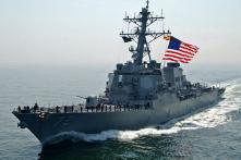 Tàu chiến Mỹ đi qua Eo biển Đài Loan, gia tăng căng thẳng với TQ