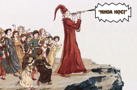 """""""Khoa học"""" – một tôn giáo mới?"""