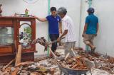 Phú Yên: Lốc xoáy khiến 23 người bị thương