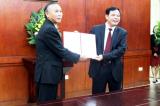 Phó chủ nhiệm Ủy ban Khoa học làm Thứ trưởng Nông nghiệp