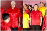 2 bức ảnh thú vị về ông Tập Cận Bình tại APEC 2018