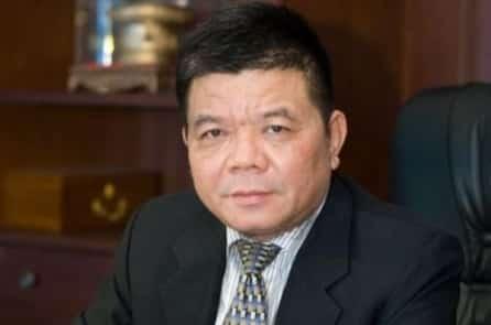 Bắt cựu Chủ tịch Ngân hàng BIDV
