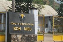 Công ty vàng Bồng Miêu phá sản, để lại khối nợ gần 1.000 tỷ đồng