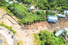 Cảnh sát kinh tế thụ lý vụ sạt lở chết người tại dự án núi Cô Tiên