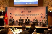 Mỹ muốn hỗ trợ Việt Nam làm cảng khí hóa lỏng