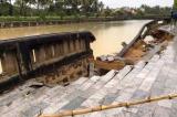 Quảng Trị: Hai người chết do mưa lũ