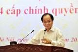 Khiển trách Nguyên Phó Chủ nhiệm Văn phòng Chính phủ Lê Mạnh Hà
