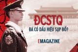 Đảng Cộng Sản Trung Quốc đã có dấu hiệu sụp đổ toàn diện?