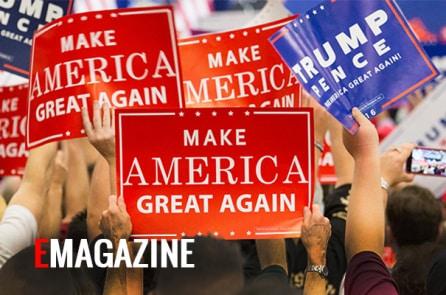 """Nước Mỹ còn có thể """"vĩ đại trở lại""""?"""