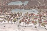 Hà Nội xưa: Cạnh hồ Hoàn Kiếm là hồ Thái Cực