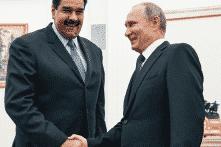 Tại sao Nga, Trung Quốc lại giúp Tổng thống Maduro chống Mỹ?