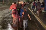 Đoàn người di cư bộ hành mới lại xuất phát từ Honduras tới Mỹ