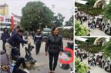 CSGT Thanh Hóa 'quăng lưới' khiến học sinh té ngã?