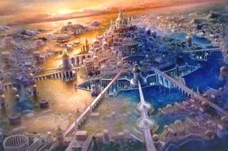 Điều gì đã xảy ra vào năm 9600 TCN khi Atlantis bị hủy diệt?