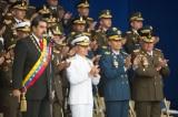 Tại sao quân đội Venezuela vẫn trung thành với Tổng thống Maduro?