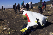Không có ai sống sót trong vụ tai nạn máy bay Boeing 737 tại Ethiopia