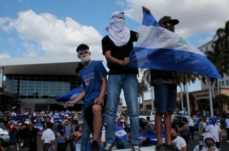 Theo sau Venezuela, Nicaragua biểu tình chống chế độ XHCN