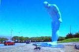 Đặt tượng 'Người đàn ông cúi đầu' ở Huế – Sẽ đề xuất chỉnh kích thước