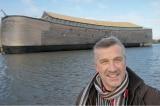"""Hà Lan: Phiên bản """"con tàu Noah"""" bằng kích cỡ thật đầy công phu"""